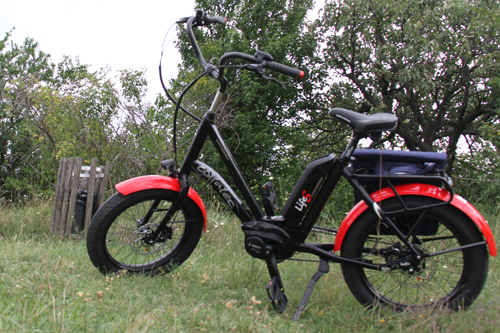 Radverleih E-Bike