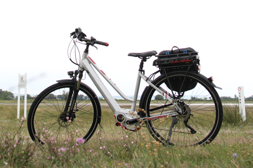 Radverleih Fahrrad 1