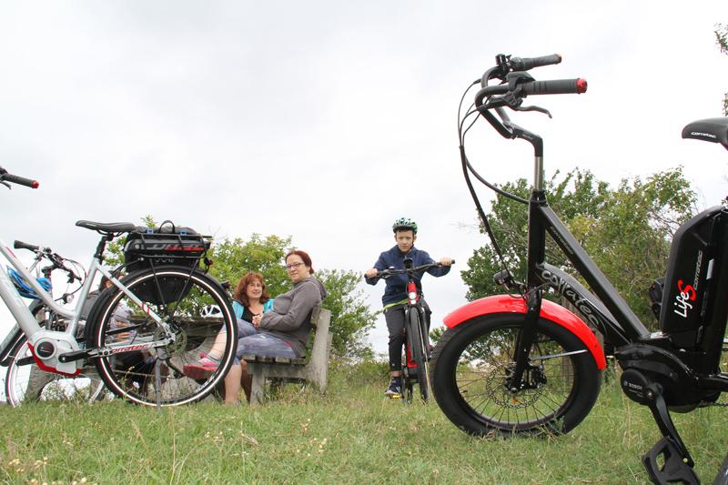 Leihräder von Fahrradverleih Mürner