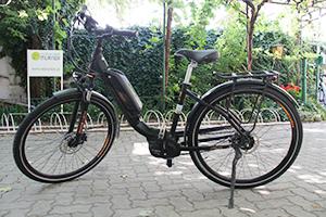 komfortables E-Bike Damen