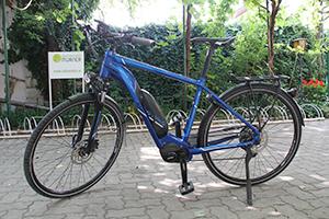 sportliches E-Bike Herren