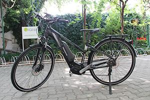 sportliches E-Bike Unisex